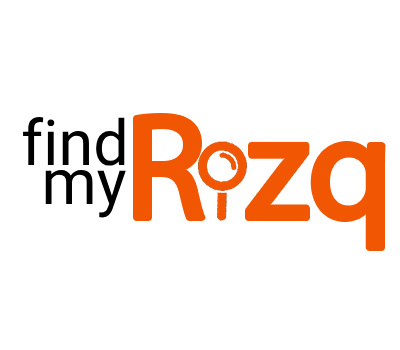 find my rizq logo